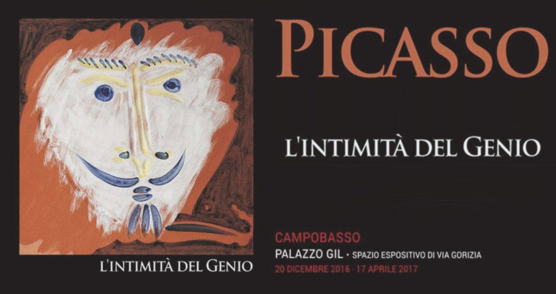 Mostra di Picasso in Molise