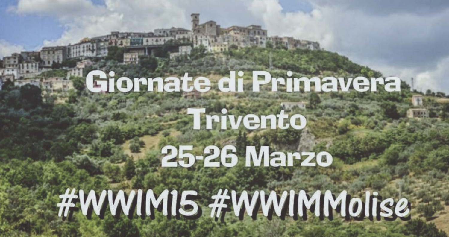 Il primo WorldWide Instameet in Molise a Trivento!