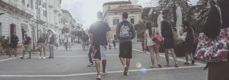 Street people Termoli