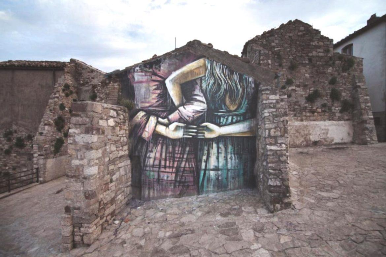 Civita Street Art Festival di Civitacampomarano