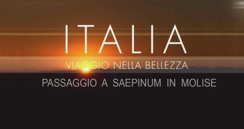 Italia, viaggio nella bellezza passaggio a saepinum molise