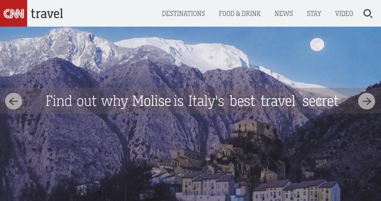 Il famoso network americano CNN Travel s'innamora del Molise