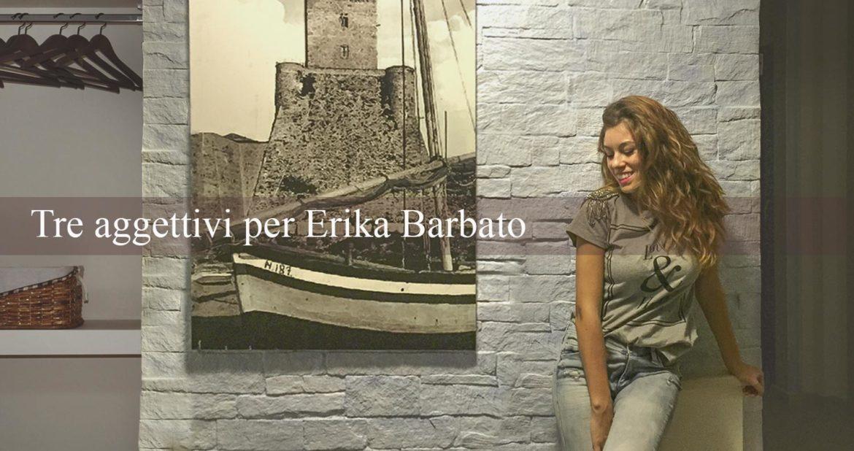 tre aggettivi di Erika Barbato per Dimora Monsignore