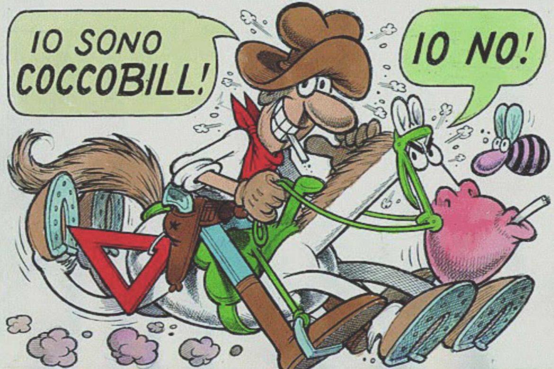 Nasce a Termoli il fumettista Benito Jacovitti
