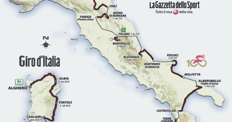 Giro d'Italia 2017 in Molise