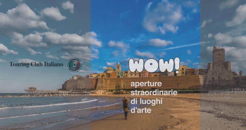 Termoli nel progetto Wow del Touring Club Italiano