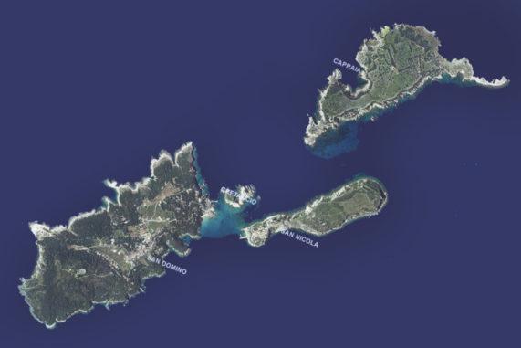 Viaggio a bordo di un Caicco alla scoperta delle Isole Tremiti