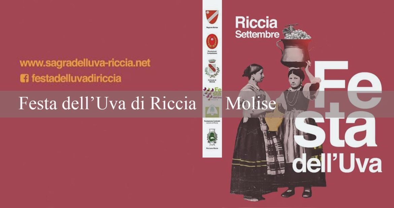 La Festa dell'Uva di Riccia in Molise