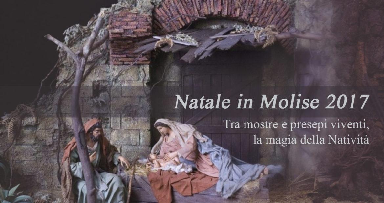 Natale in Molise: tra mostre e presepi viventi, la magia della Natività.