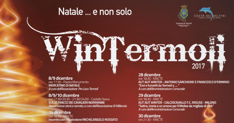 Natale a Termoli, il programma degli eventi per le festività 2017