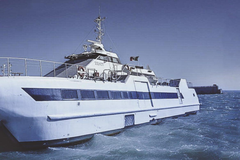 Traghetti per la Croazia: a maggio si salpa da Termoli per Ploče