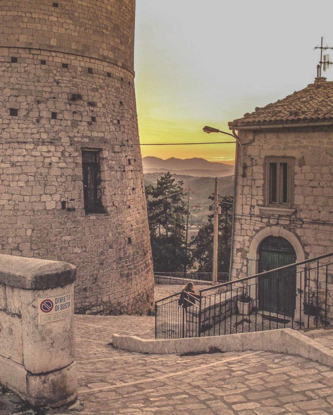 Itinerari per un weekend in Molise: Ferrazzano