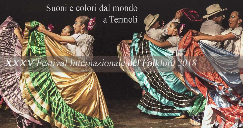 XXXV Festival Internazionale del Folklore 2018