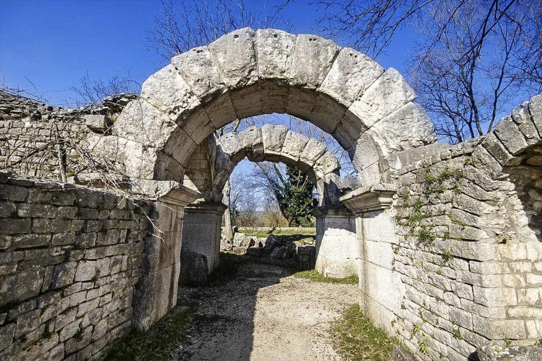 Weekend d'autunno in Molise: la città romana di Sepino Altilia