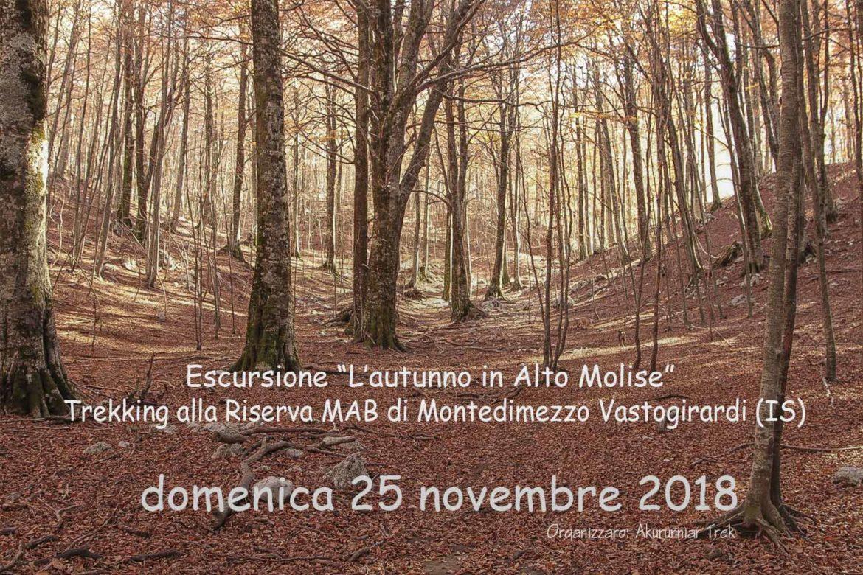 Escursioni per un weekend d'autunno, cinque proposte in Molise