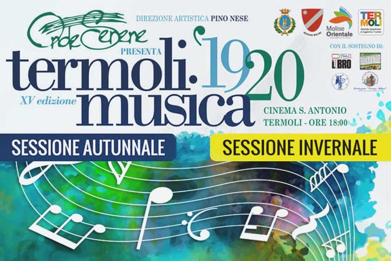 """La stagione concertistica """"TermoliMusica"""" 2019/2020: organizzata dall'associazione Onde Sonore"""