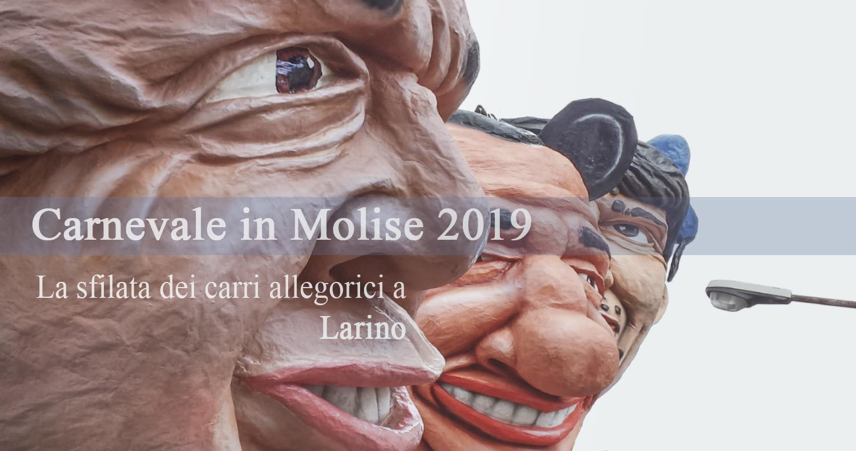 Carnevale di Larino 2019 in Molise