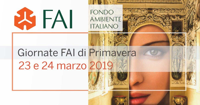 Giornate FAI di Primavera Tornano il 23 e 24 marzo 2019 in Molise