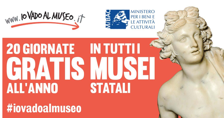 """""""Io vado al museo in Molise"""". Undici luoghi della cultura per 20 giorni entrate gratis"""