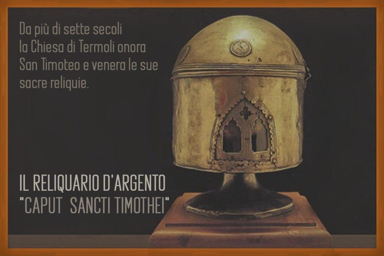 La storia delle reliquie di San Timoteo custodite a Termoli dal 1239