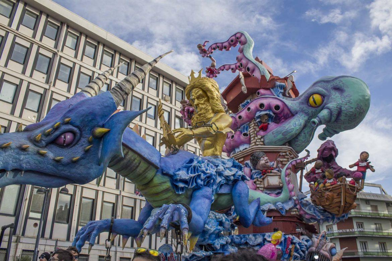 Molise: il Carnevale di Larino 2020