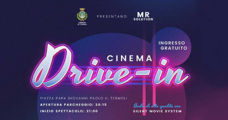 Estate 2020   arriva a Termoli cinema drive-in con la proiezione di quattro pellicole in Piazza del Papa