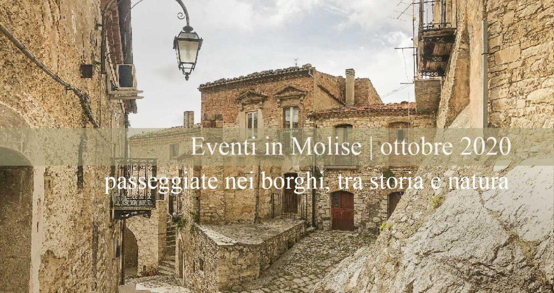 Eventi in Molise | ottobre 2020
