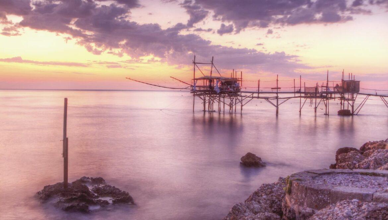 La costa dei Trabocchi Abruzzo e Molise